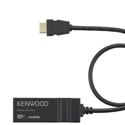 Le Kenwood KCA-WL100 HDMI WiFi miroir adaptateur vous permet de mettre en