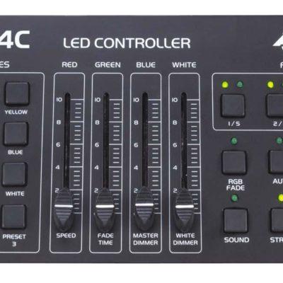 La RGBW4C est un jeu d'orgues LED à 32 canaux RVB