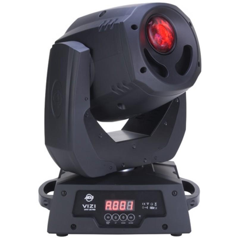 La Vizi Spot LED Pro est une lyre asservie à hautes performances équipée de deux effets en un : un projecteur à contour de faisceau précis ou un effet wash (gel) ! Cet appareil est alimenté par une source LED longue durée de 50 W à haut rendement (6 500 K