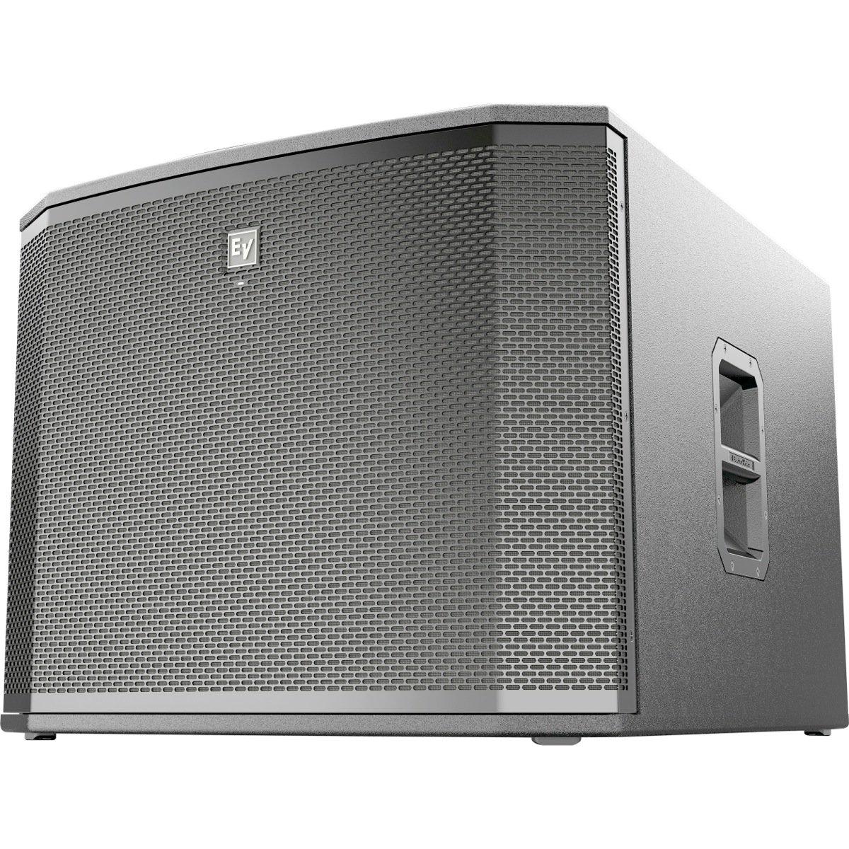 Le Electro-Voice ETX-18SP est un caisson de basses actif qui vous délivrera des basses puissantes et bien présentes. Pour cela