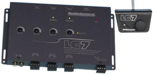 Six channels of active speaker level inputs – accepts up to 400 watts per channel